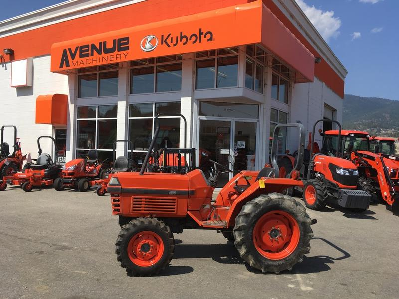 1992 Kubota L3450DT C018774 | Avenue Machinery
