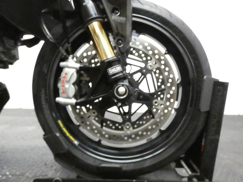 2016 Ducati Monster 1200 R Thrilling Black   Dream Machines Indian