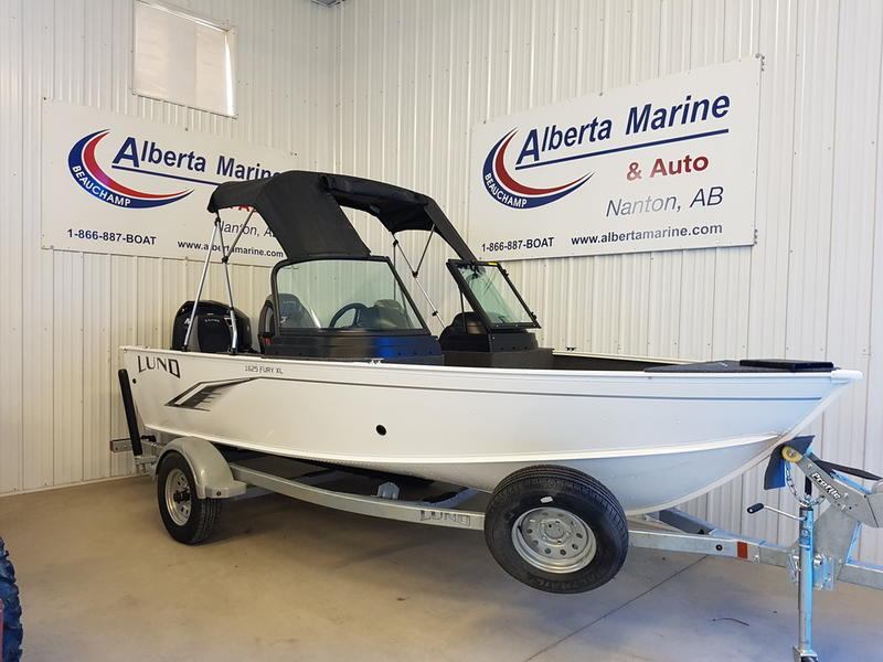 For Sale: 2020 Lund 1625 Fury Xl Sport ft<br/>Alberta Marine