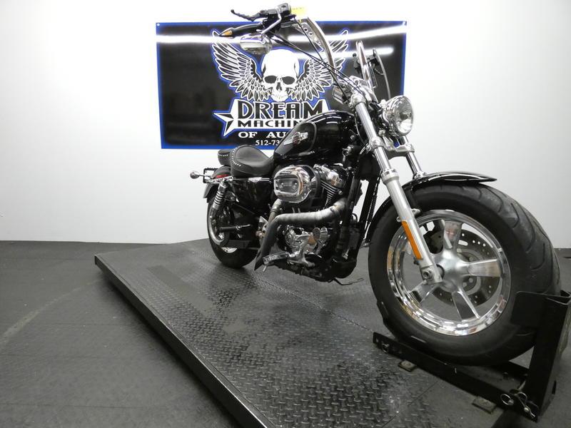 2012 Harley Davidson Xl1200c Sportster 1200 Custom Dream