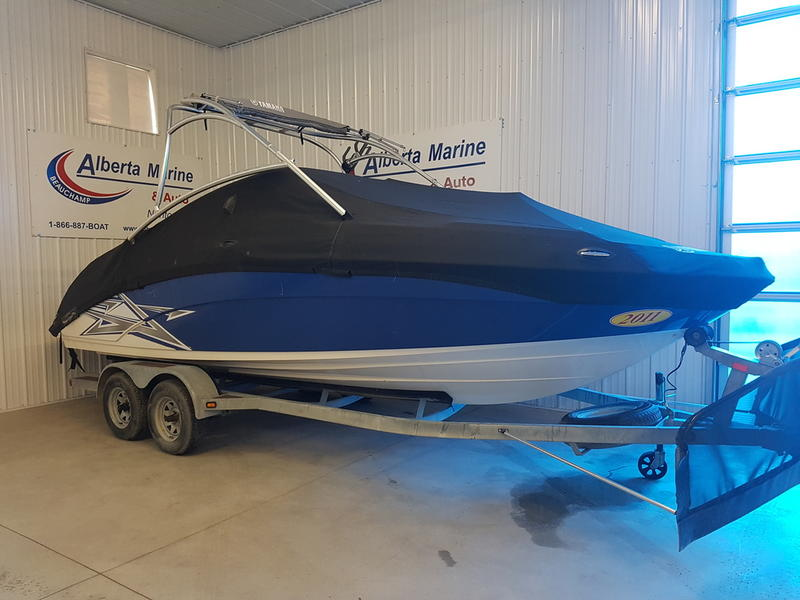 2011 Yamaha boat for sale, model of the boat is Sport Jet & Image # 2 of 11