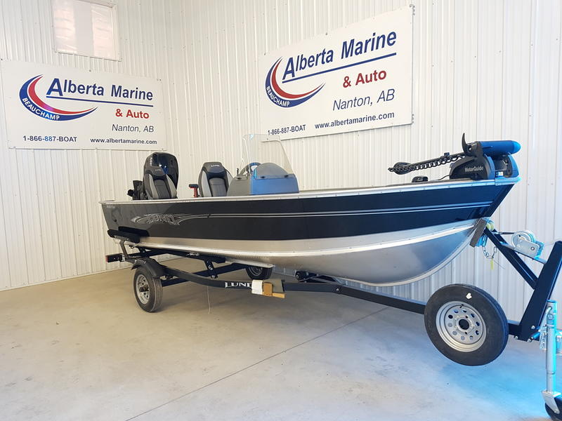 2017 LUND FURY 1600 SS for sale
