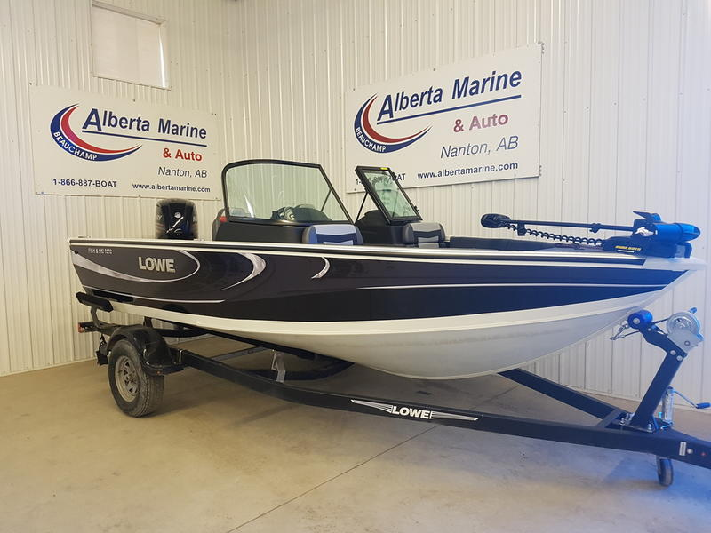 For Sale: 2018 Lowe Fs 1610 ft<br/>Alberta Marine