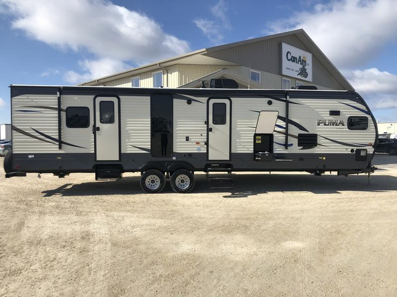 Awesome 2019 Palomino Puma 31 Fkrk Can Am Rv Download Free Architecture Designs Grimeyleaguecom