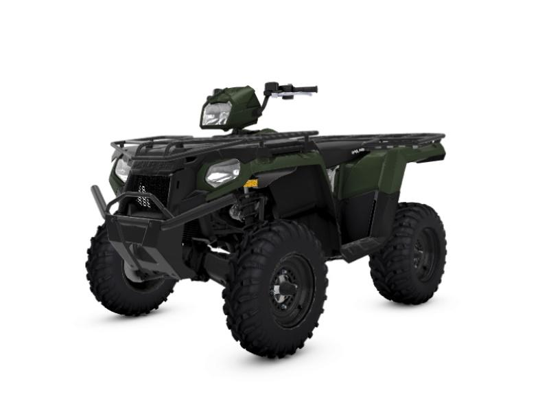 2020 Sportsman 450 H O Utility Package