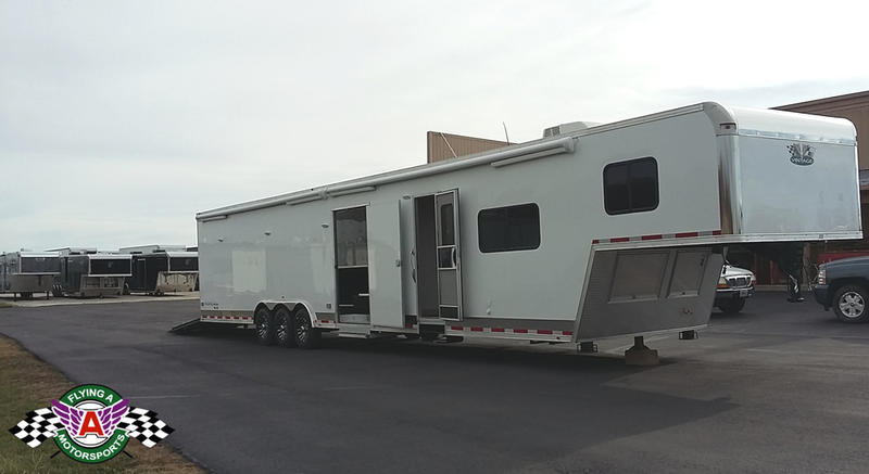 2020 Vintage 48 Outlaw 12 Living Quarters On Order