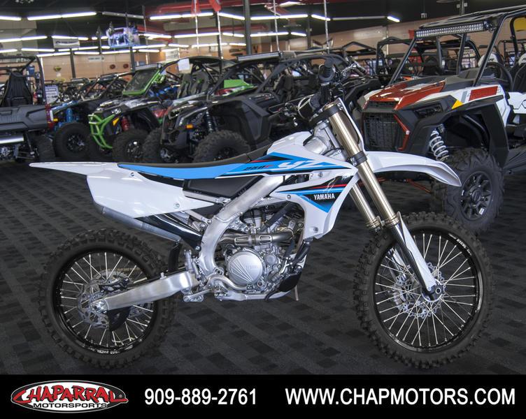 2019 Yamaha YZ250F   Chaparral Motorsports