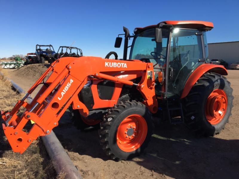 2018 Kubota M5-091 4WD HDC12 CAB 15133 | Wickham Tractor Company