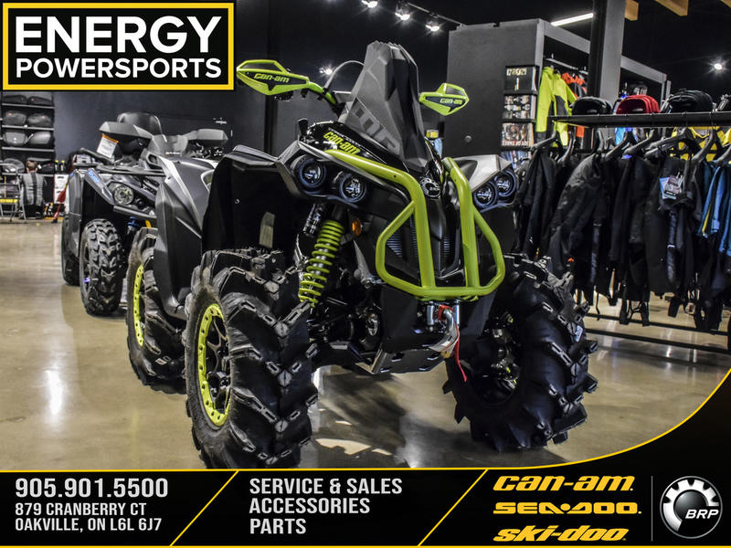2020 Can-Am ATV Renegade® X® mr 1000R | 6 of 23