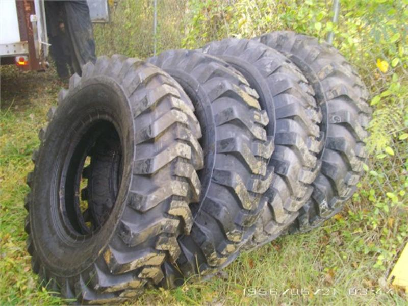 ARMOOR TIRES ATTACHMENT 475597 Attachment