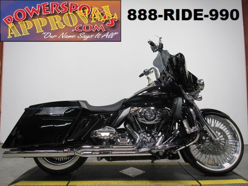 2010 Harley-Davidson FLHX - Street Glide for sale 73041