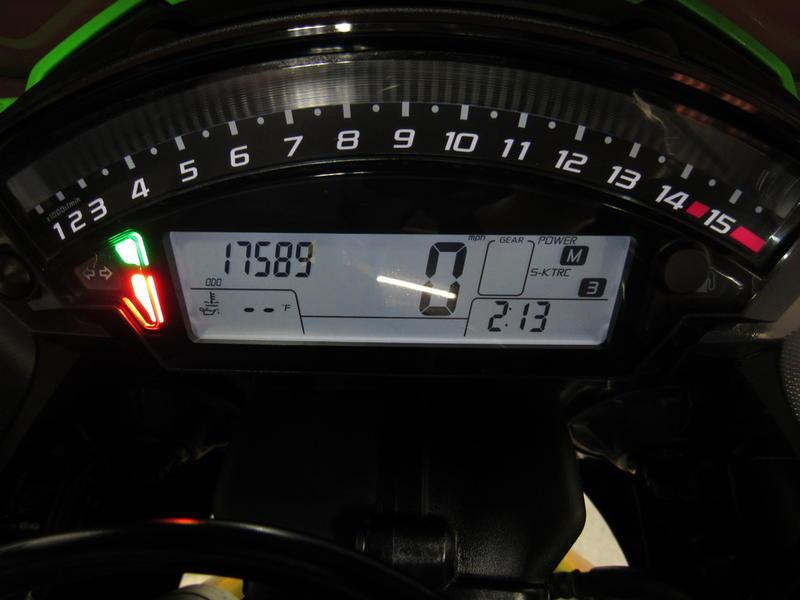2013 Kawasaki Ninja ZX -10R 6