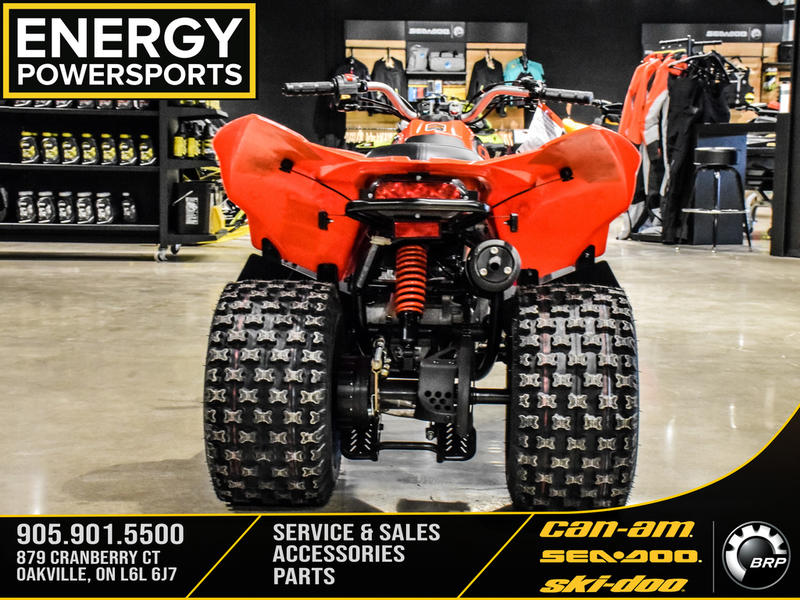 2019 Can-Am ATV DS 90™ | 4 of 15
