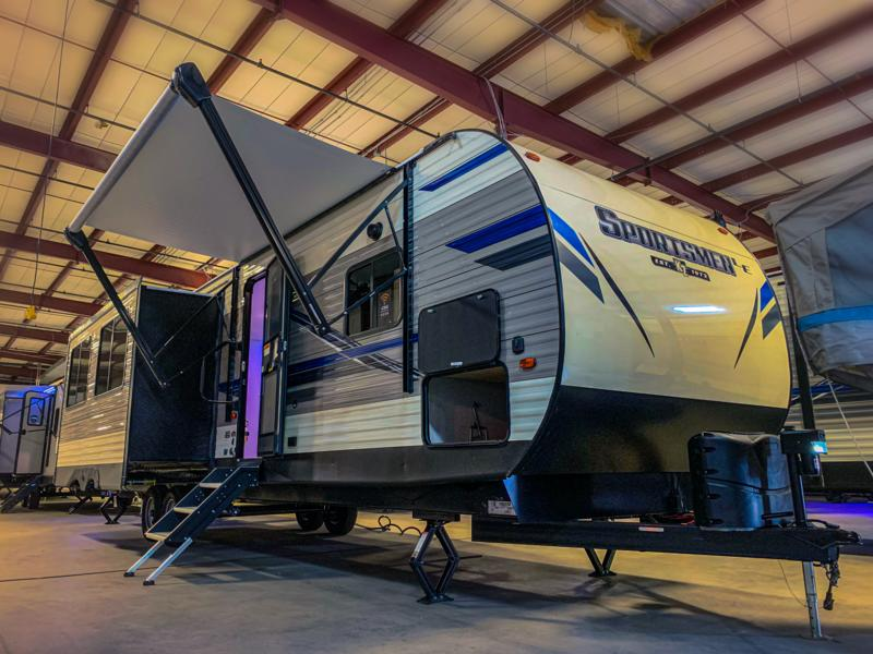 2020 KZ RV Sportsmen LE 343BHKLE | Maxie Price RV