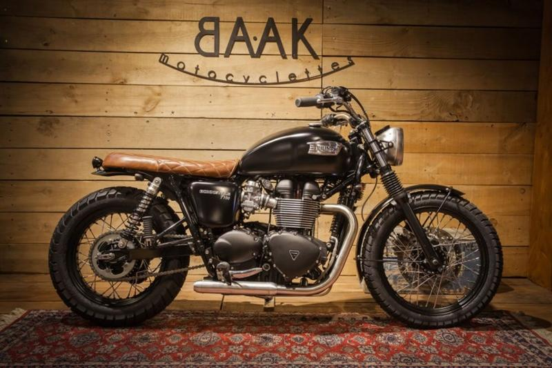 2019 Triumph Bonneville T100 Rambler International Motorsports
