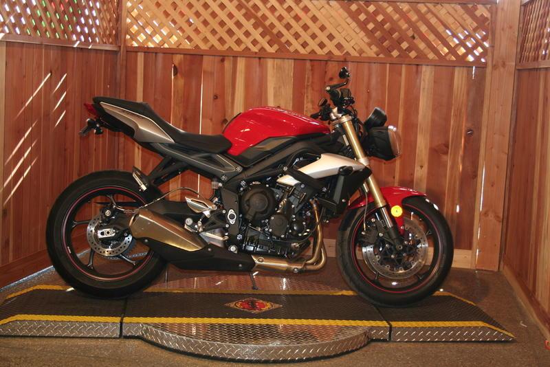 2016 Triumph Street Triple Abs Ventura Harley Davidson