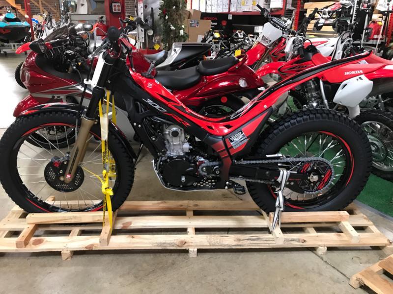 2017 honda honda montesa cota 300rr 244968 honda of for Honda dealership winston salem