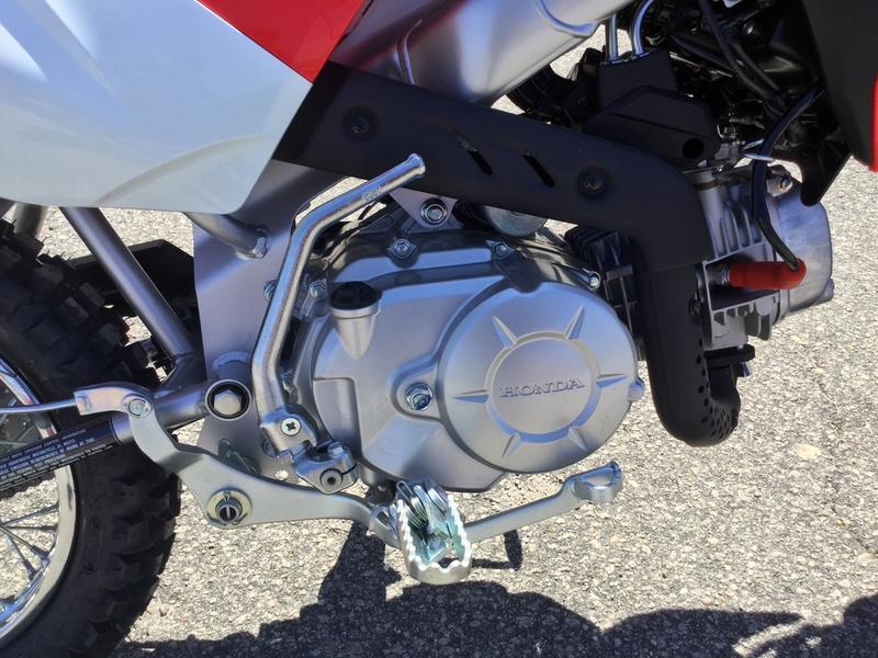 2019 Honda® CRF110F   Cycle Max Wilson