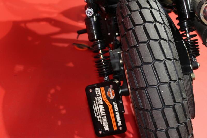 2010 Harley-Davidson® XL1200X - Sportster® Forty-Eight®   Milwaukee