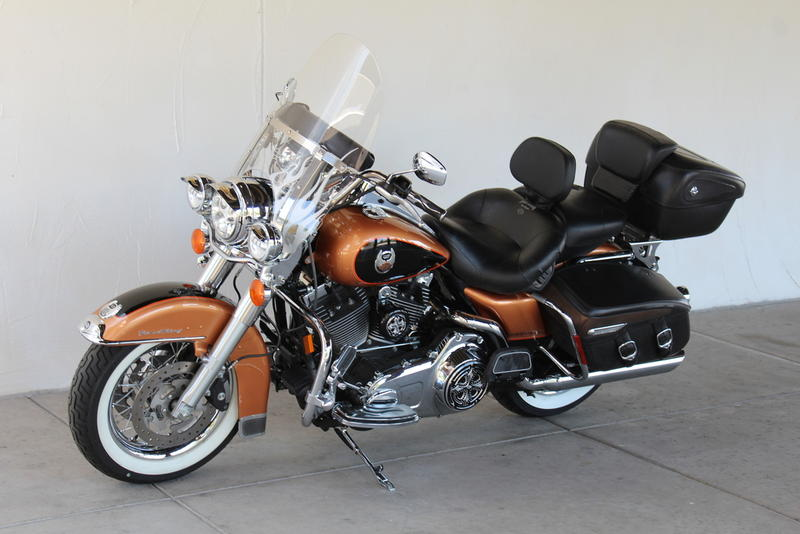 Peachy 2008 Harley Davidson Flhrc Road King Classic 105Th Alphanode Cool Chair Designs And Ideas Alphanodeonline