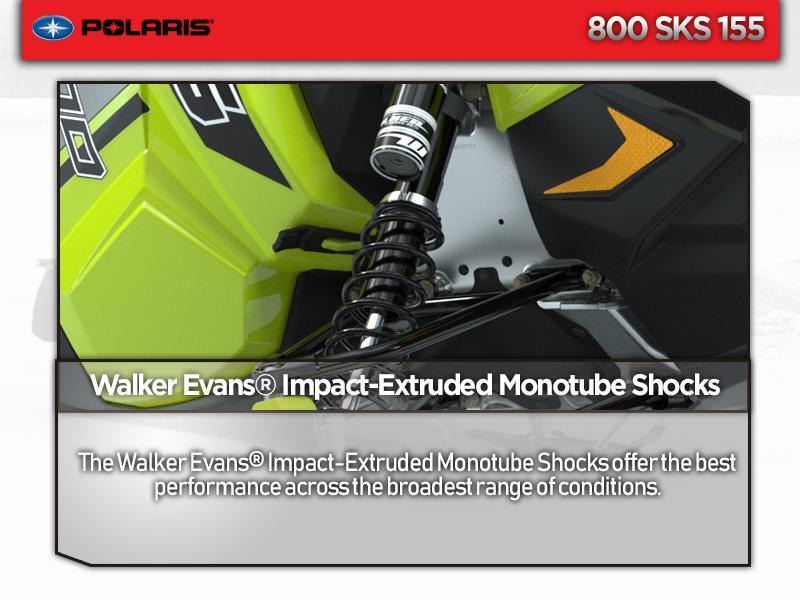 2019 Polaris® 800 SKS 155 SC Select   Enumclaw Powersports