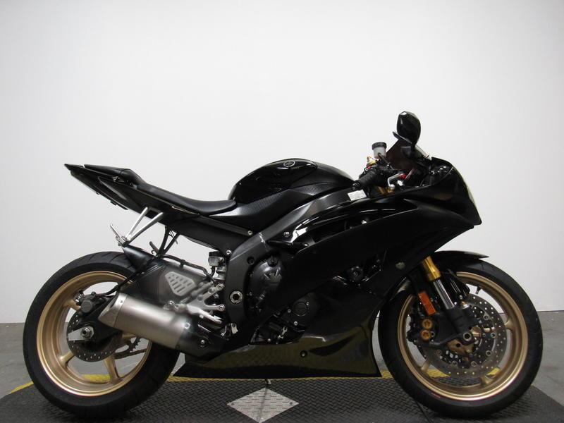 2009 Yamaha R6 1