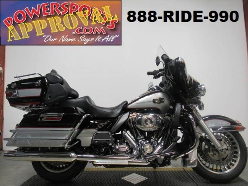 2010 Harley-Davidson FLHTCU - Ultra Classic Electra Glide for sale 59334