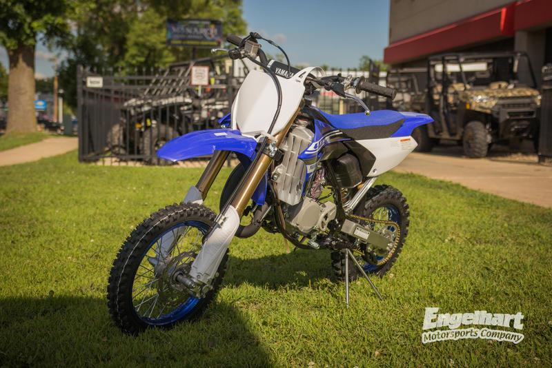 2018 Yamaha YZ65 4