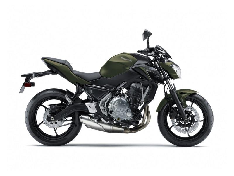 2018 Kawasaki Z650 ABS | 2 of 3