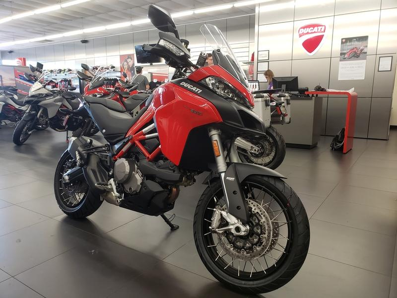 Wondrous 2019 Ducati Multistrada 950 S Spoked Wheels Red Ducati Austin Caraccident5 Cool Chair Designs And Ideas Caraccident5Info