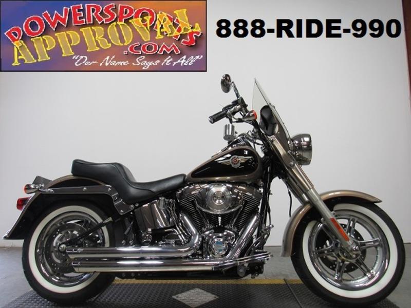 2004 Harley-Davidson FLSTF - Fat Boy 1