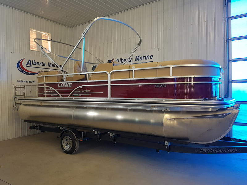 2019 LOWE SS210 WALK THRU for sale