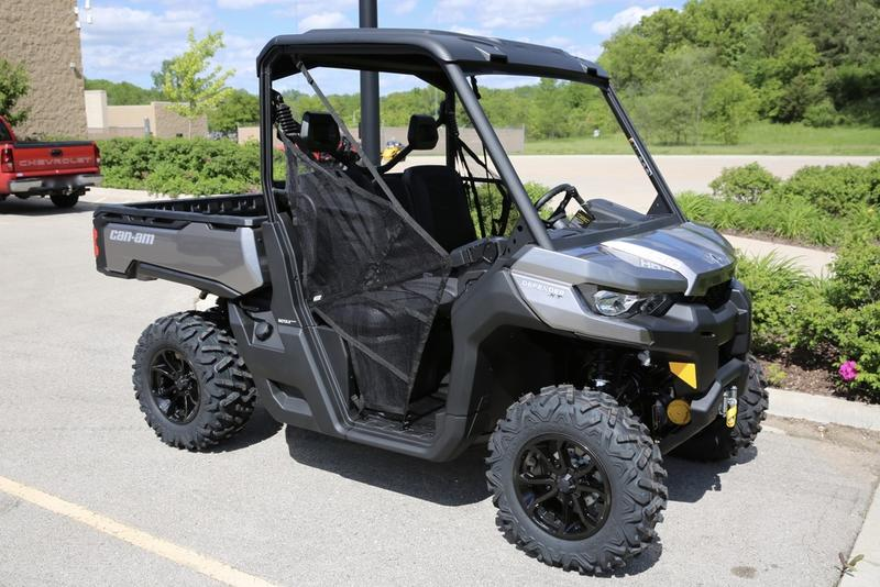 2018 Can-Am Defender XT HD10 for sale 134727