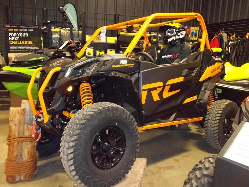 2020 Can-Am ATV Maverick™ Sport X RC 1000R | 1 of 4