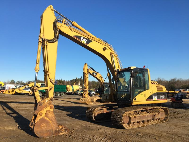 2013 HITACHI ZX350LC-5N EXCAVATOR FOR SALE #596213