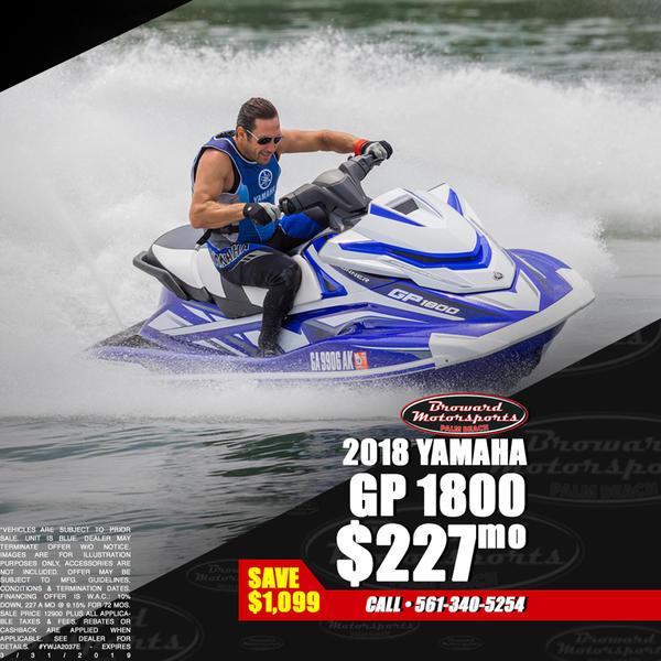 2018 Yamaha GP1800 for sale 59220