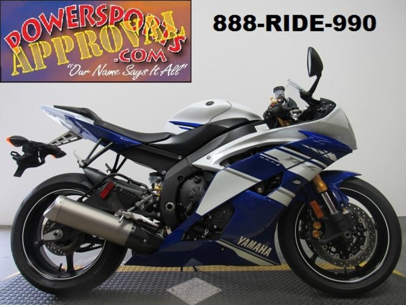 2014 Yamaha YZF-R6 Two-tone for sale 63697