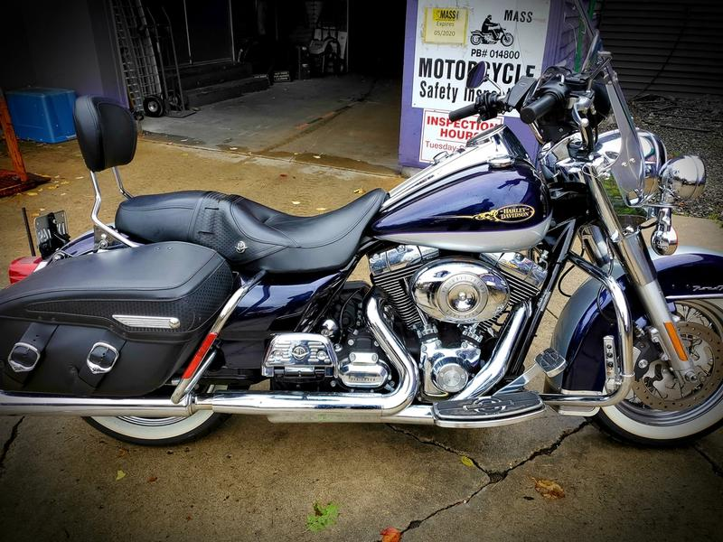 Admirable 2009 Harley Davidson Flhrc Road King Classic Stock Alphanode Cool Chair Designs And Ideas Alphanodeonline