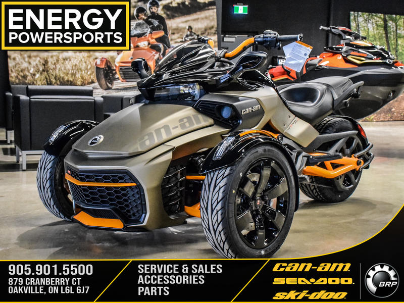 2019 Can-Am ATV Spyder® F3-S Special Series | 1 of 21