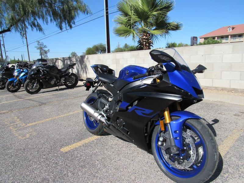 2019 Yamaha YZF-R6 | RideNow Ina