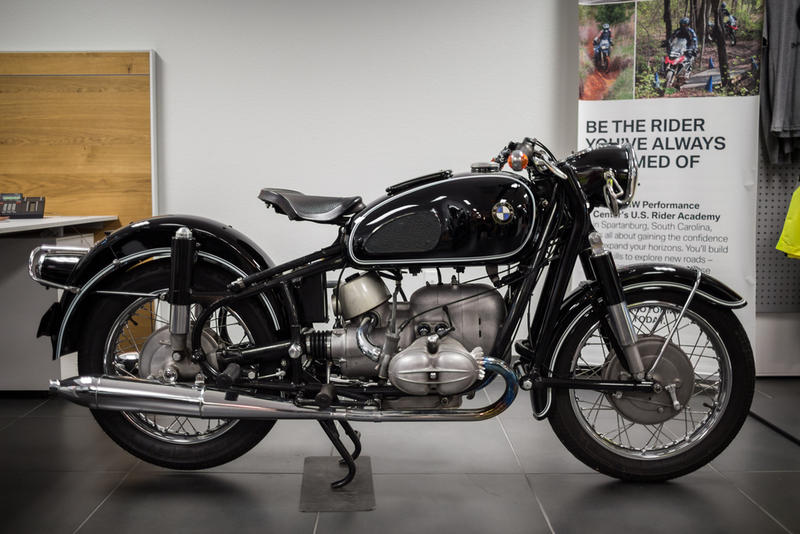 1965 bmw r69s stock: 659683 | bmw motorcycle of north dallas