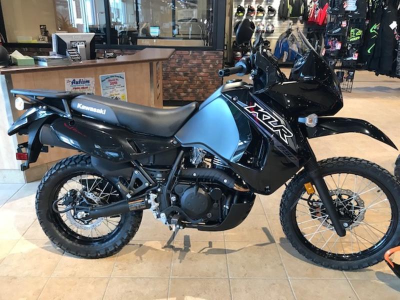 2018 Kawasaki KLR650 | Headingley Sport Shop