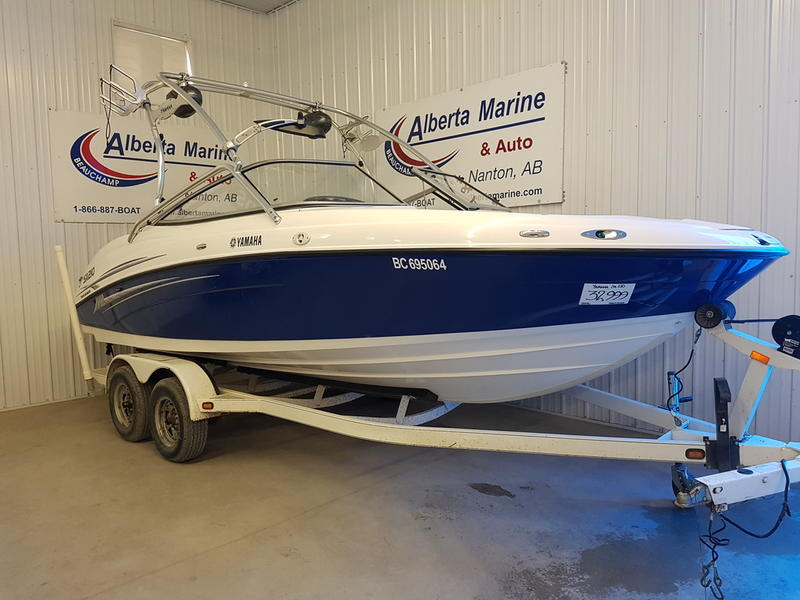 For Sale: 2006 Yamaha Sx 210 ft<br/>Alberta Marine