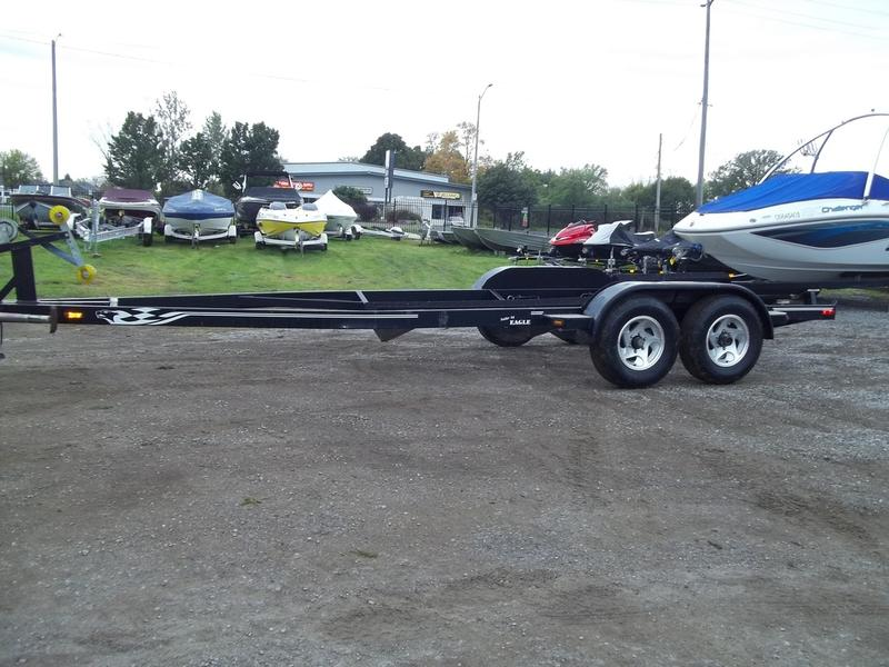 For Sale: 2008 Eagle Trailers E24-65ttb ft<br/>Precision Power Sports