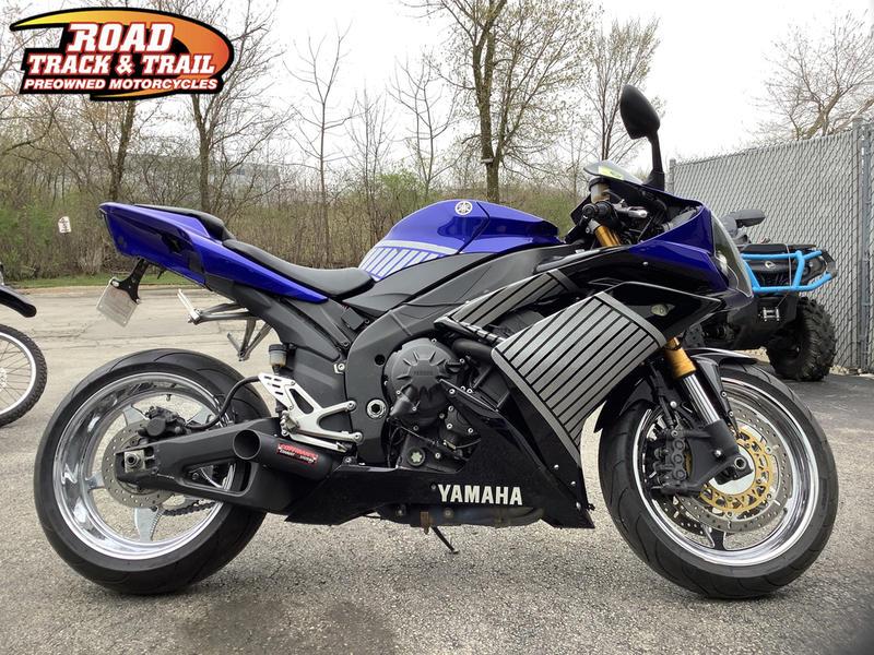 2008 Yamaha YZF R1 for sale 117129