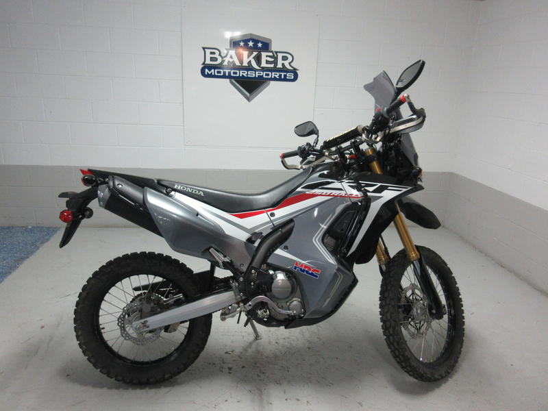 crf250l oil change capacity