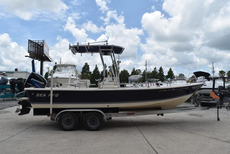 Used  2001 Sea Pro SV 2300 Bay Boat in Marrero, Louisiana