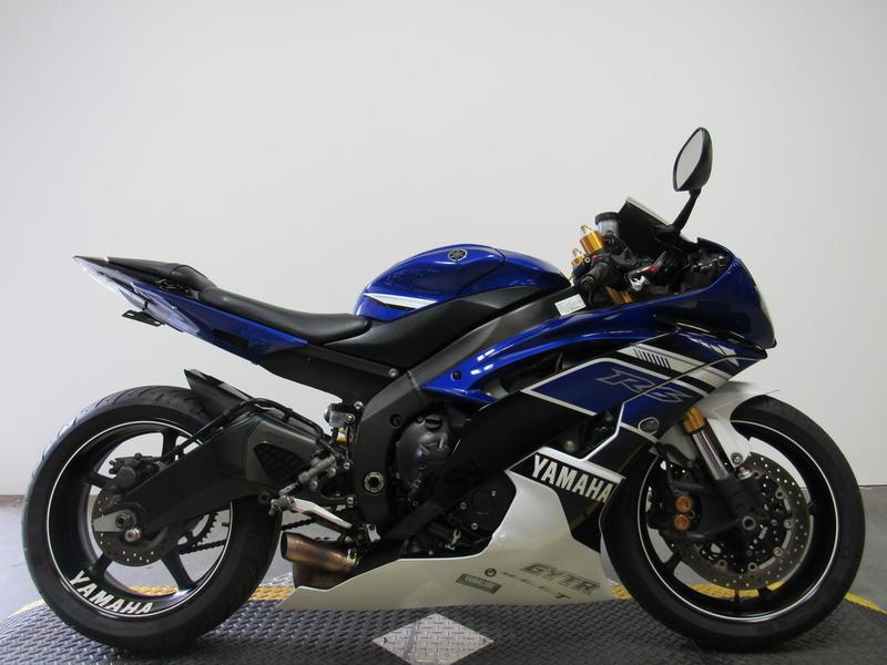 2013 Yamaha R6 1