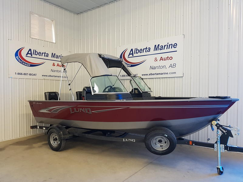 For Sale: 2019 Lund 1775 Adventure Sport ft<br/>Alberta Marine