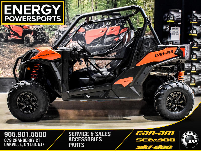 2019 Can-Am ATV Maverick™ Trail DPS™ 800 | 2 of 21